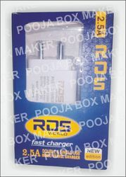 Mobile Charger Blister Box