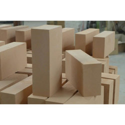 Brown Ceramic Chemical Resistant Brick, For Side Walls