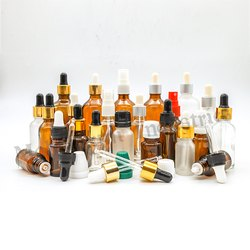 Essential Oil Bottle Family