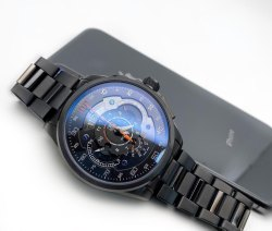 Analog Latest Tag Heuer SLS Mercedes Watch