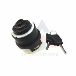 Ignition Switch With 2 Keys For JCB 3CX 3DX Backhoe Loader - Part No. 701/80184, 701/45500