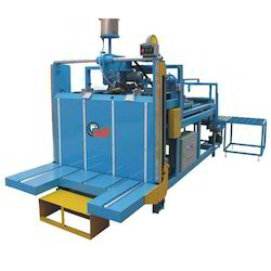 Semi Auto Folder Gluer Machine