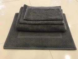 Cotton Grey Color Towels