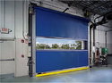 High Speed PVC Rolling Doors