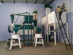 Industrial Wheat Flour Machine