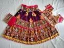 Gujarati Garba Dance Costume