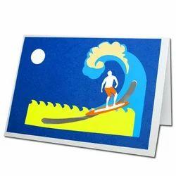 Surfer Motion Card