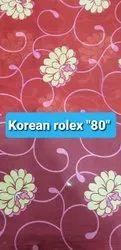Knitted Korean Rolex 80 Mattress Fabrics