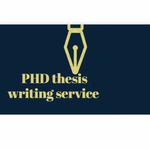 Ph.D. Thesis Writing Services
