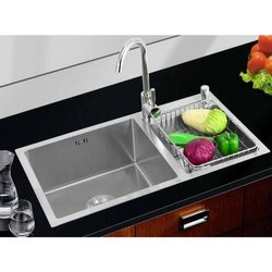 Lexi Double Handmade Kitchen Sink