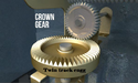 Crown With Pinion