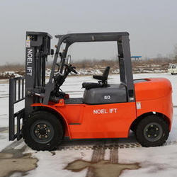 Diesel Forklift 5 To 10 Tonne - View Specifications & Details of