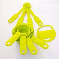 Gade Lemon Measuring Spoon Pack Of 8 for Home