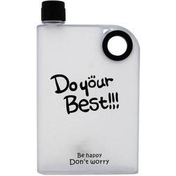 Notebook Portable Bottle