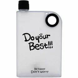 Kreative kitchen Notebook Portable Bottle, Capacity: 380 Ml