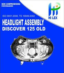 Hilex Dicover 125CC Old Head Light Assembly