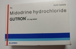 Bluemed Midodrine Gutron Tablet
