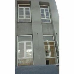Decorative Galvanized Window