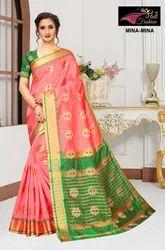 Stuti Fashion Pure Banarasi Silk Saree