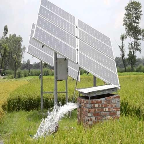 20 HP Solar Water Pump System