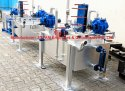 Water Re-Circulation Vacuum Pump System