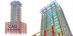 Structural Steel Detailing Service - CAD Outsourcing