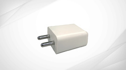 5V-1000MA White USB Charger