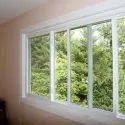 Aluminium Rectangular Sliding Window