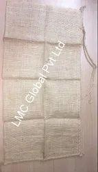 Natural LMC 30 Kg Jute Sand Bag For Military Purpose