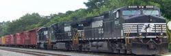 Premium Express Through Train Cargo Services