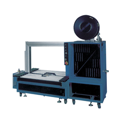 Low Table Power Roller Strapping Machine
