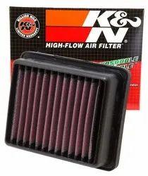 Airfilter K&N Powersports Air Filters for the KTM 125 Duke KT1211, Duke 200/390, Rc200/390