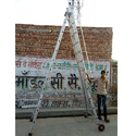 Aluminum Self Support Extension Ladder