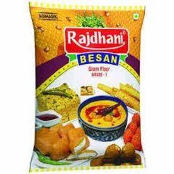 Indian Rajdhani Besan, No Preservatives, Pack Size: 1 Kg