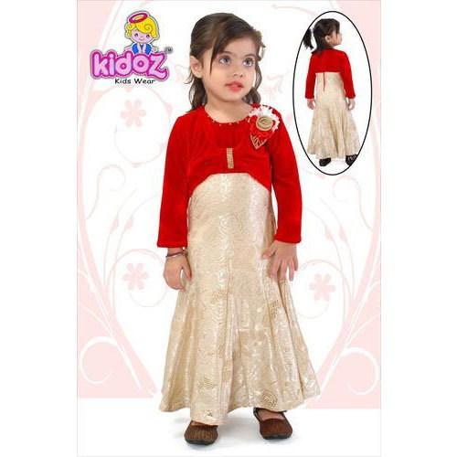 1010fd7b3ccf Kids Gown at Rs 450 /piece | Kids Gown | ID: 14967681048