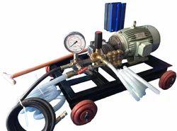 Triplex Plunger Hydro Testing Pump