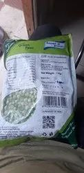 A Grade Green Peas, Packaging Size: 1kg Pack