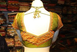 Embroidery Designer Blouse