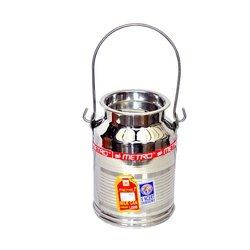 10 Liter Stainless Steel Milk Can