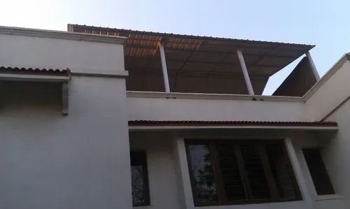 Roof Touch Green Profile Upvc Roofing Sheets Rs 550