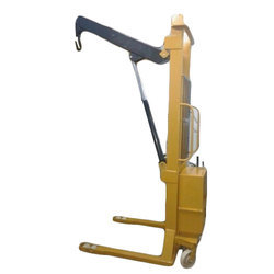 Semi Electric Manual Floor Crane