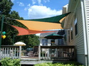 Sun Shade Sails, Shape: Dome