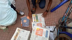 Newspaper Insertion Service in Ranchi