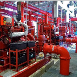 Fire Fighting Pumpset System