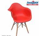 SPACIO Eames Style Arm Chair