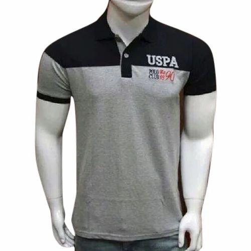 851b424c Mens Printed Polo T Shirts, Size: Medium, Rs 140 /piece, Rashmi ...
