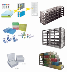 Freezer Racks/Boxes