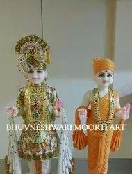 Swami Narayana Sculpture