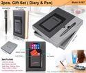 2 Pcs Gift Set (Diary & Pen) H-907