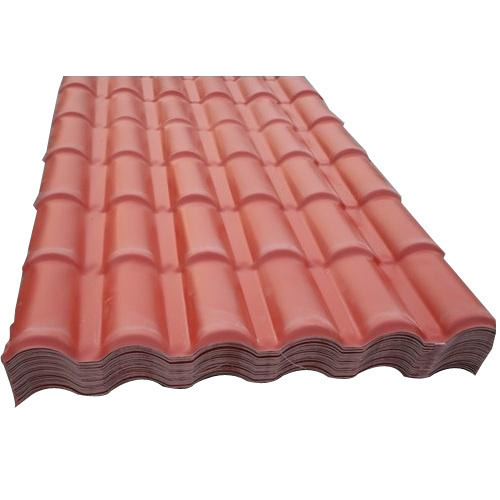 Red Carbon Fiber Roofing Sheet Rs 260 Square Feet Sun